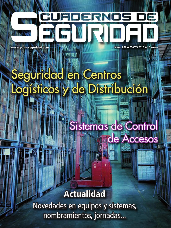 e8b06003c20 Cuadernos de Seguridad - 267 by Peldaño - issuu