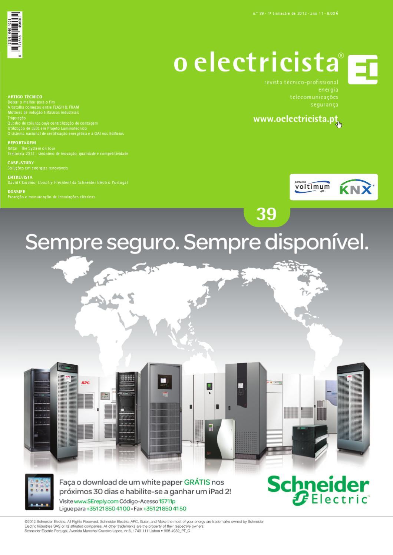 O Electricista 39 by avawise design - issuu 7ef908e562