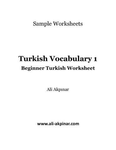 Turkish: Katja Zehrfeld, Ali Akpinar: 9783837011289 ...