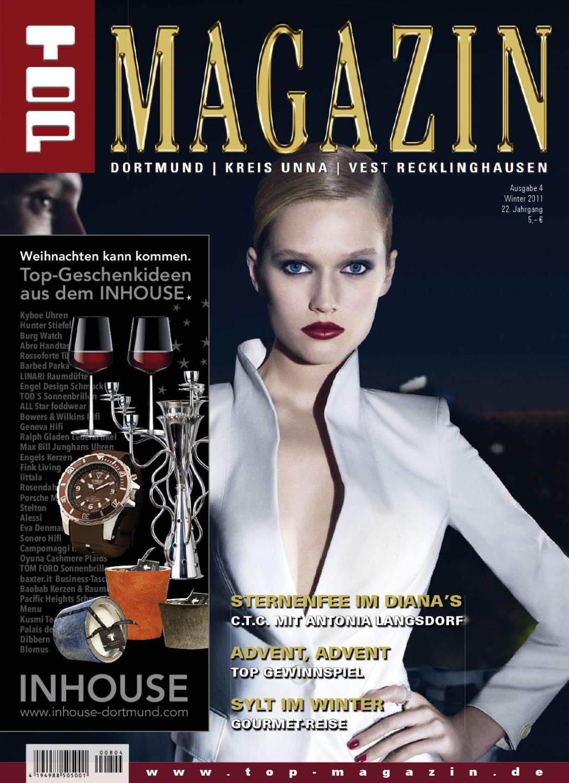 2011 04 top magazin dortmund winter by top magazin. Black Bedroom Furniture Sets. Home Design Ideas