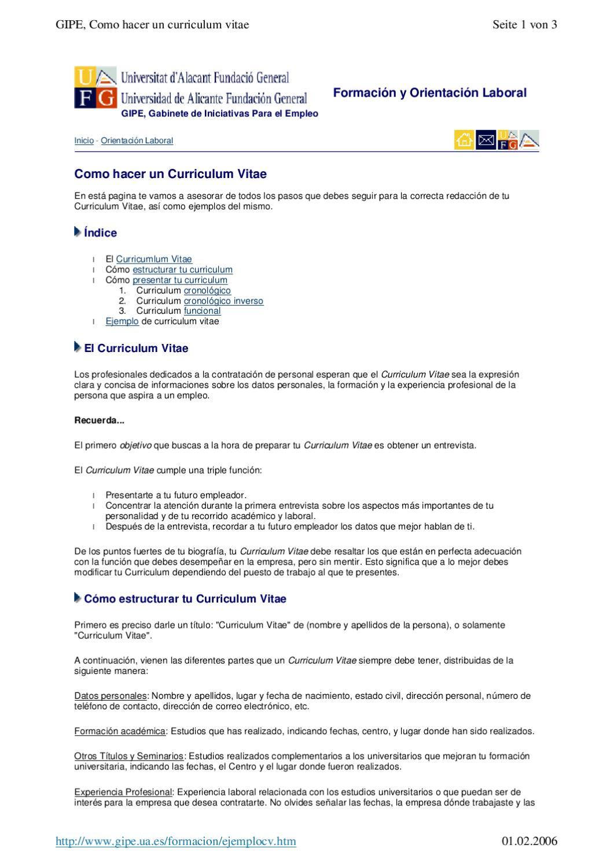 curriculum by manuel sanchez issuu