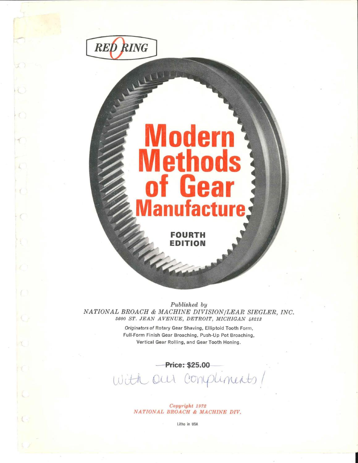 Modular Gear Tooth Profile Gauge .35 to 4.5 D.P 23 Profiles 15 Leafs 20 PA