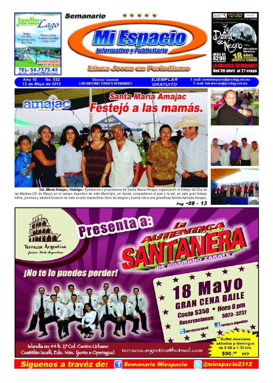 23b63a84d8de4 Mi Espacio 532 by Semanario Mi espacio - issuu