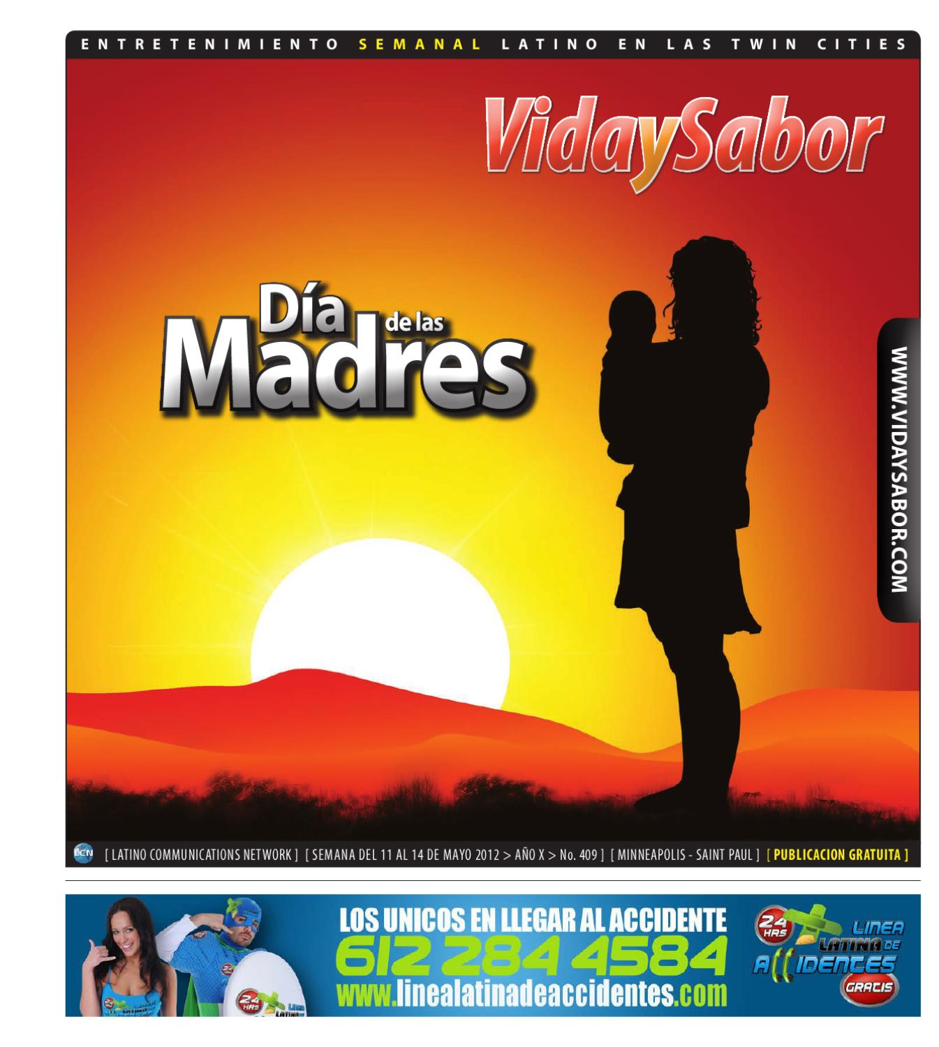 Vida y Sabor - 409 by Latino Communications Network LLC - issuu
