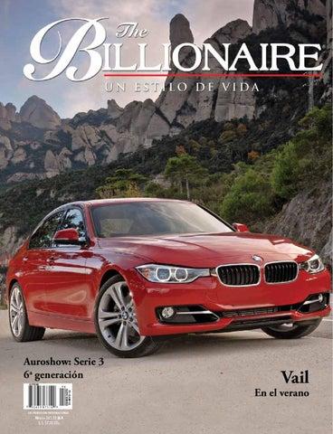 Billionaire Magazine - Mexico by Malen Yantis Public Relations - issuu f1b187716d40
