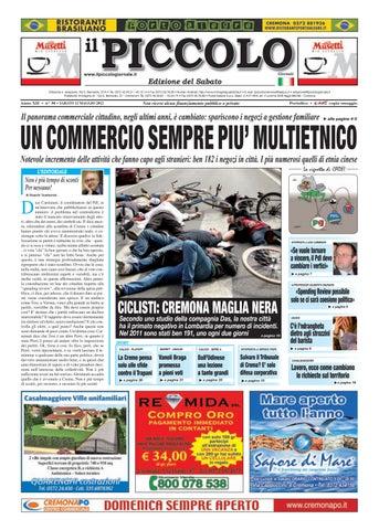Il Piccolo Giornale di Cremona by promedia promedia - issuu 646e96c1e61