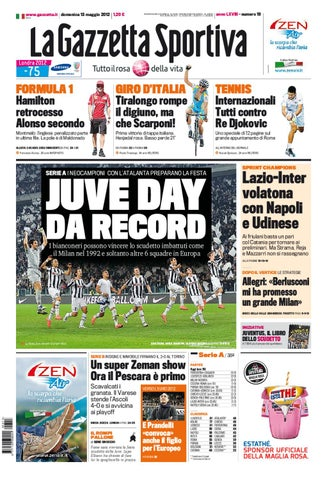 JUVE DAY DA RECORD - 13 5 2012 by LBG Laziali bella gente - issuu 7f5692e2ac1f