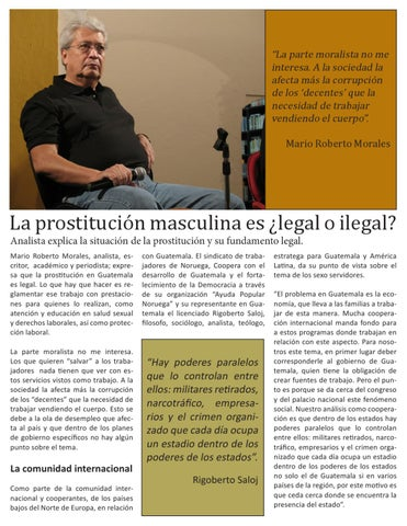 trabajo legal e ilegal prostitutas marroquies