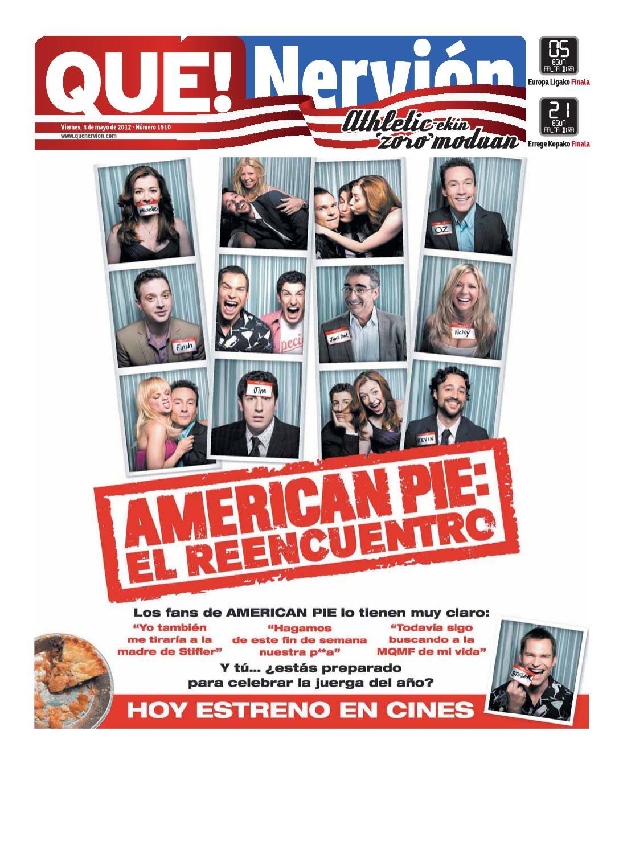 American Pie Presenta Una Fiesta De Pelotas 040512bilsrb srb - issuu