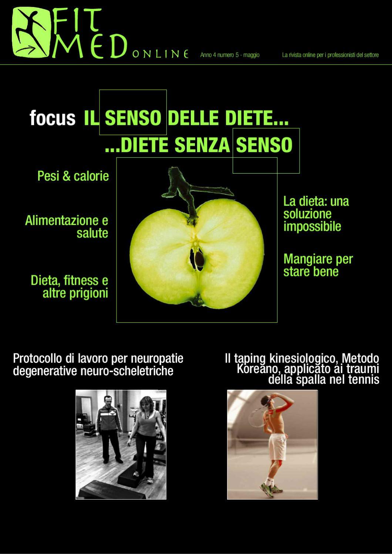 tabella di dieta dissociata ben spiegata