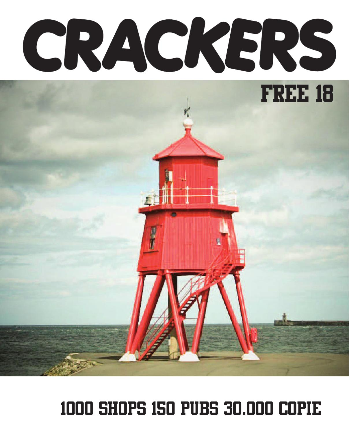 Crackers 18 by Tab Communication issuu