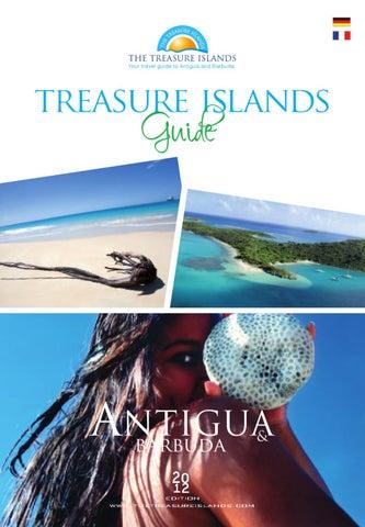 Brochure générale sur Antigua et Barbuda diffusée par l Office de ... 1f11b69b6b73