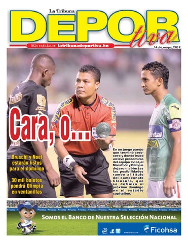 La Tribuna 14 Mayo 2012 by Pedrito Juaz Juaz - issuu 8d27b21a36028