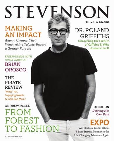 26210dfb133e1 Stevenson Alumni Magazine Spring Summer 2011 by Stevenson School - issuu