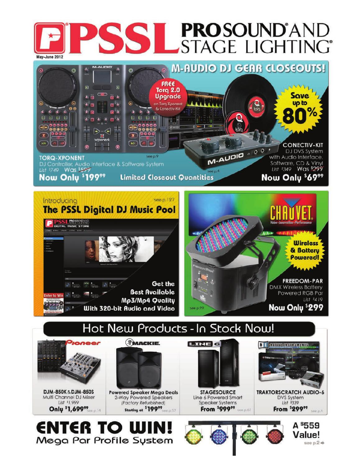 2013 03 May June By Psslcom Prosound Stage Lighting Issuu Higain Speaker Listening Amplifier Circuit Kit Aa5