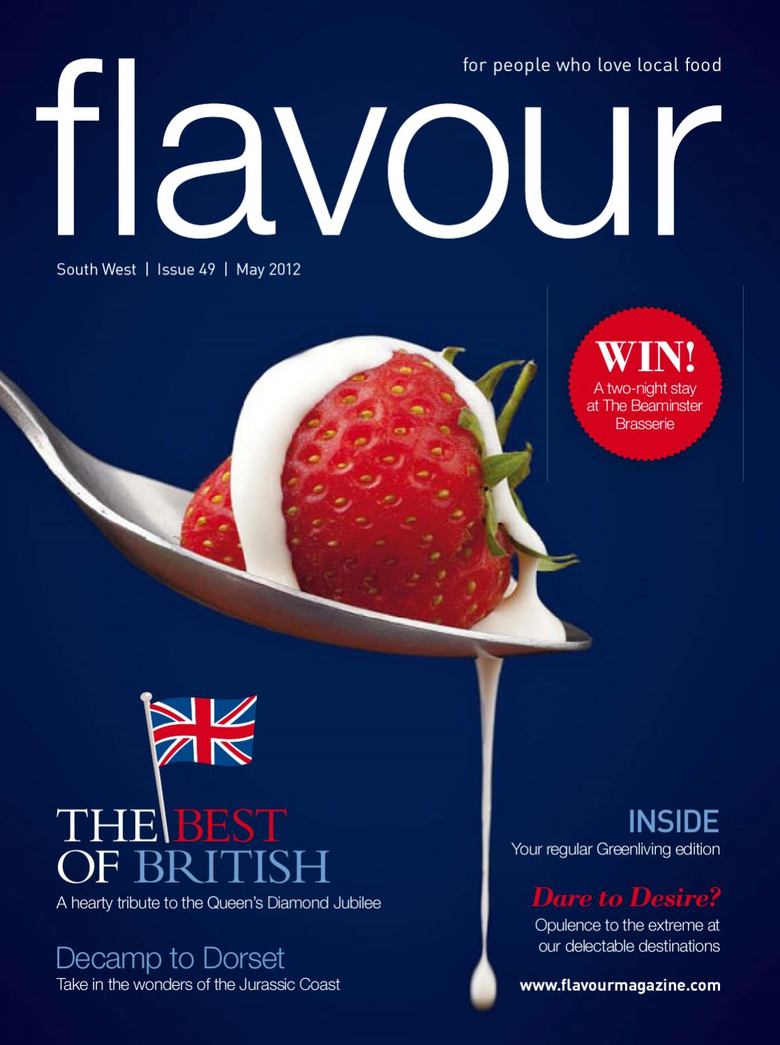 Flavour South West May 2012 49 By Magazine Issuu Peachy Pear Puree 100gr 6m