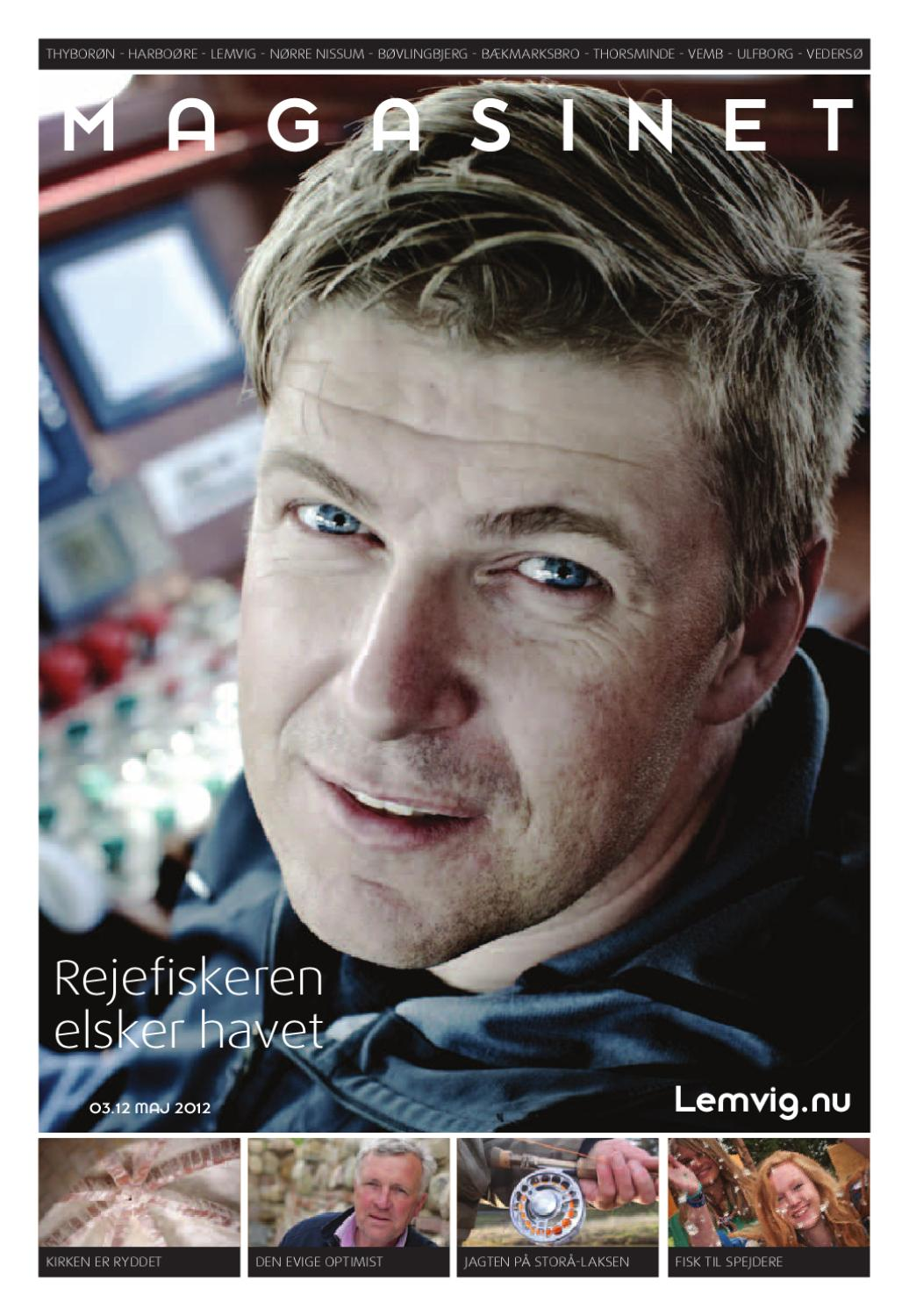 bb30d839428f Magasinet Lemvig 0312 maj by Henrik Vinther Krogh - issuu