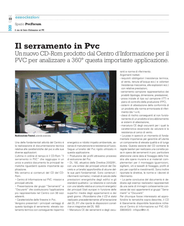 06 il serramento in pvc by si service milano issuu - B b le finestre sul centro jesi an ...