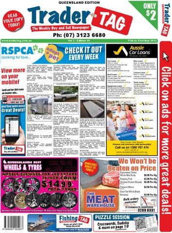 04c56b8334 TraderTAG Queensland - Edition 20 - 2012 by TraderTAG Design - issuu
