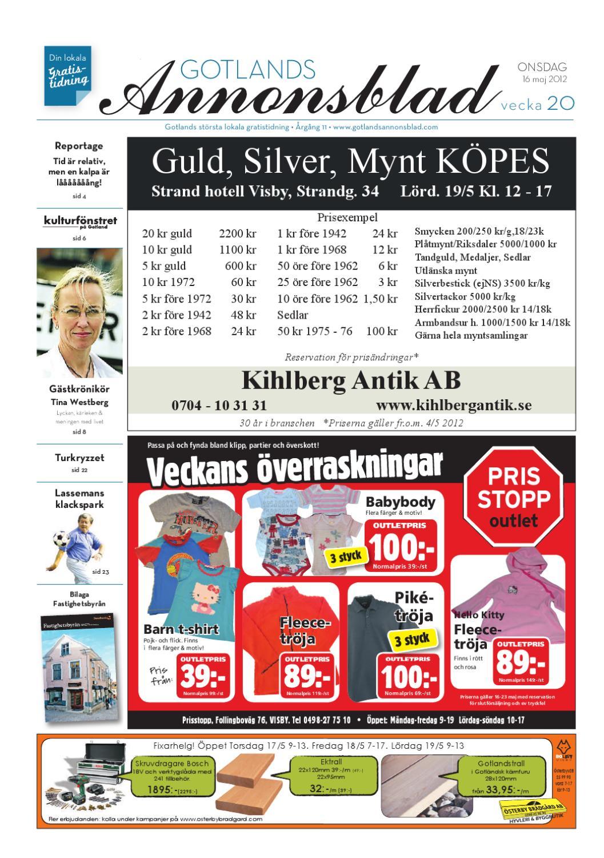 Gotlands Annonsblad 2012 v.20 by Svenska Civildatalogerna AB - issuu e00dc786d85b9