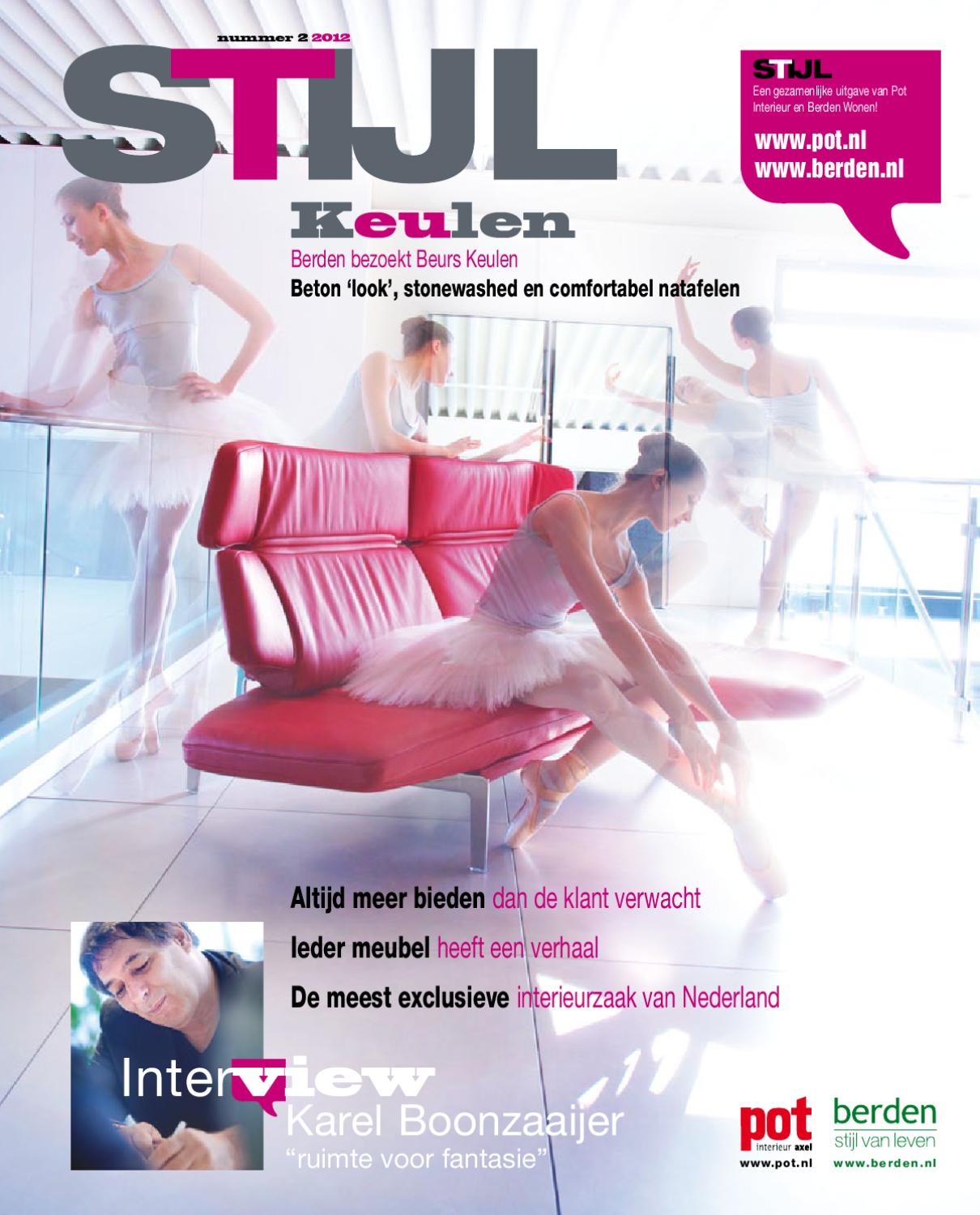 STIJL Berden - Pot interieur by Berden - issuu