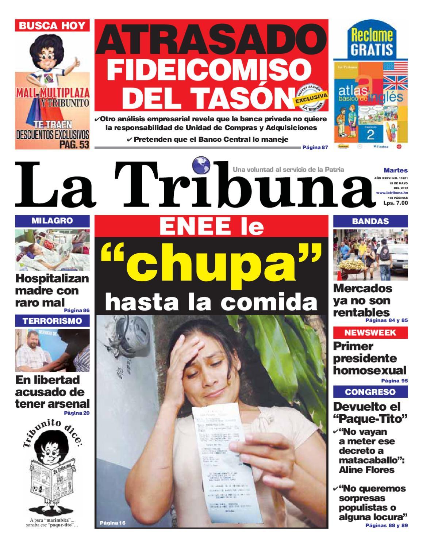 La Tribuna 15 05 2012 by Pedrito Juaz Juaz - issuu 87a61deadbac5