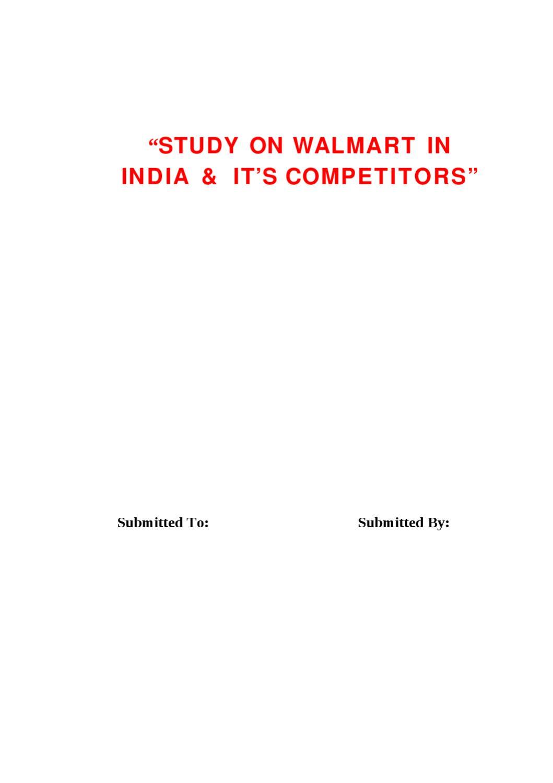 The Bharti-Walmart Breakup: Where Does FDI in India Go Next?
