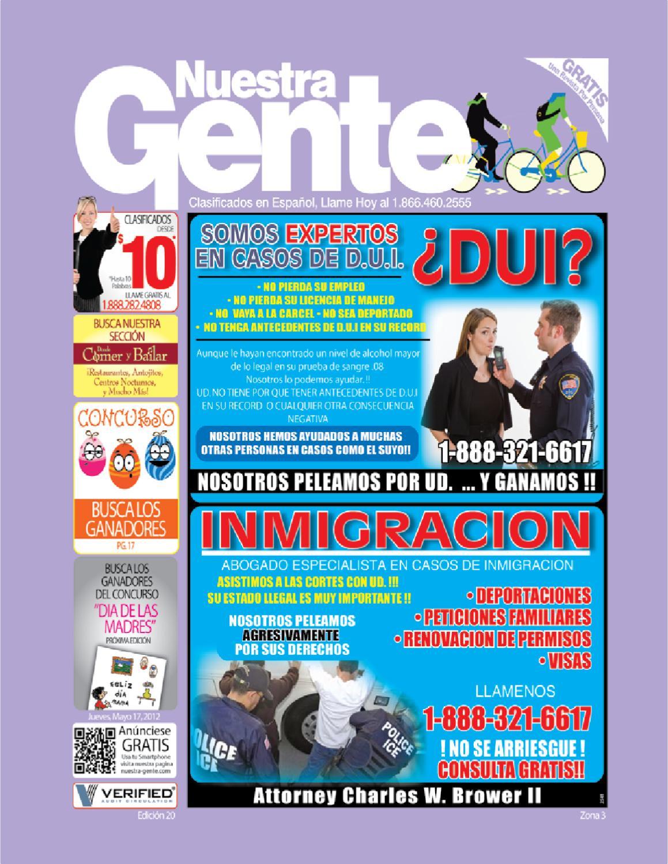 Nuestra Gente Edicion 20 Zona 3 by Nuestra Gente - issuu