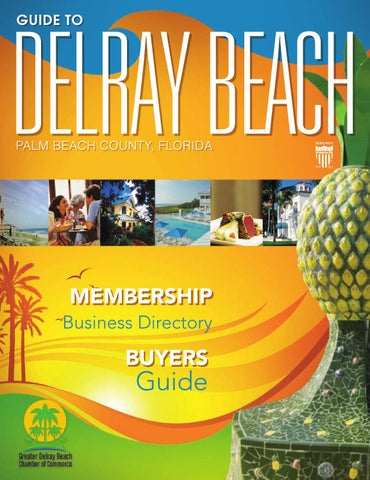 Guide to delray beach directory 20122 by passport publications page 1 malvernweather Choice Image