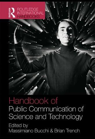 Handbook of public communication of science and technology 2008 by handbook of public communication of science and technology fandeluxe Image collections