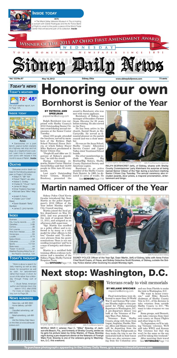 05/16/12 by I-75 Newspaper Group - issuu