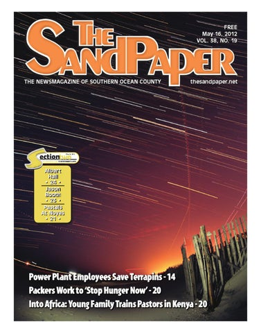 The SandPaper May 16, 2012 Vol. 38 No. 19 by The SandPaper ... on