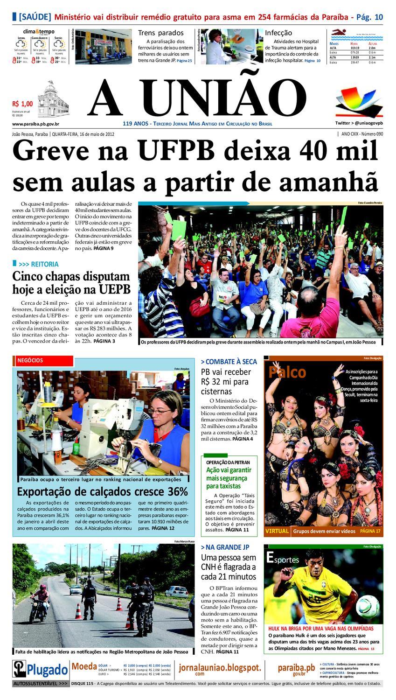 e765603f3a73d Jornal A UNIÃO by Jornal A União - issuu
