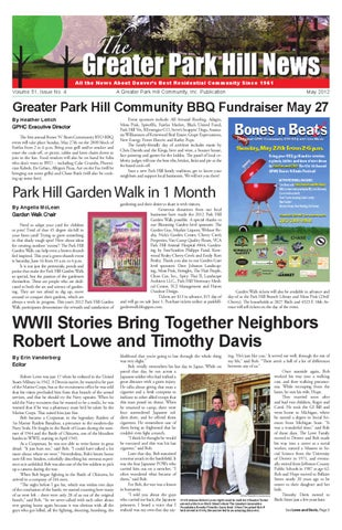 e757c601884 All the News About Denver s Best Residential Community Since 1961 Volume  51