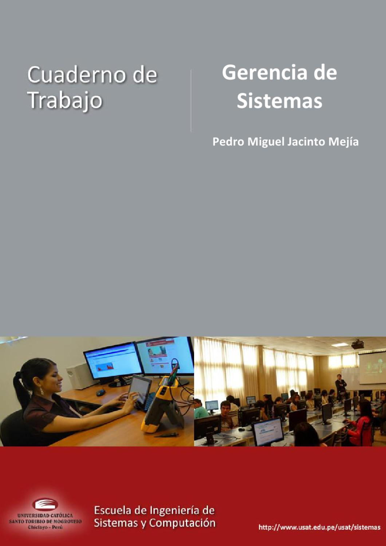 Gerencia de Sistemas by Facultad de Ingeniería - USAT - issuu