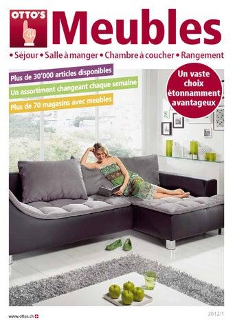 Meubles de jardin chez otto s by otto 39 s ag issuu for Otto s meuble