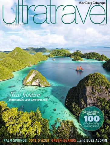 e63793f72fc Ultratravel Summer 2012 by Johnny Morris - issuu