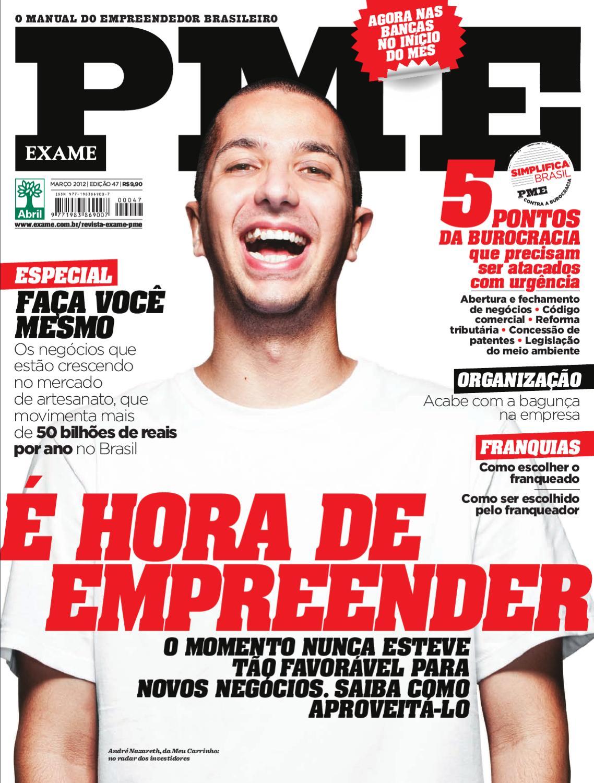 Edição 47 da revista EXAME PME by Revista EXAME - issuu a8397ea11f