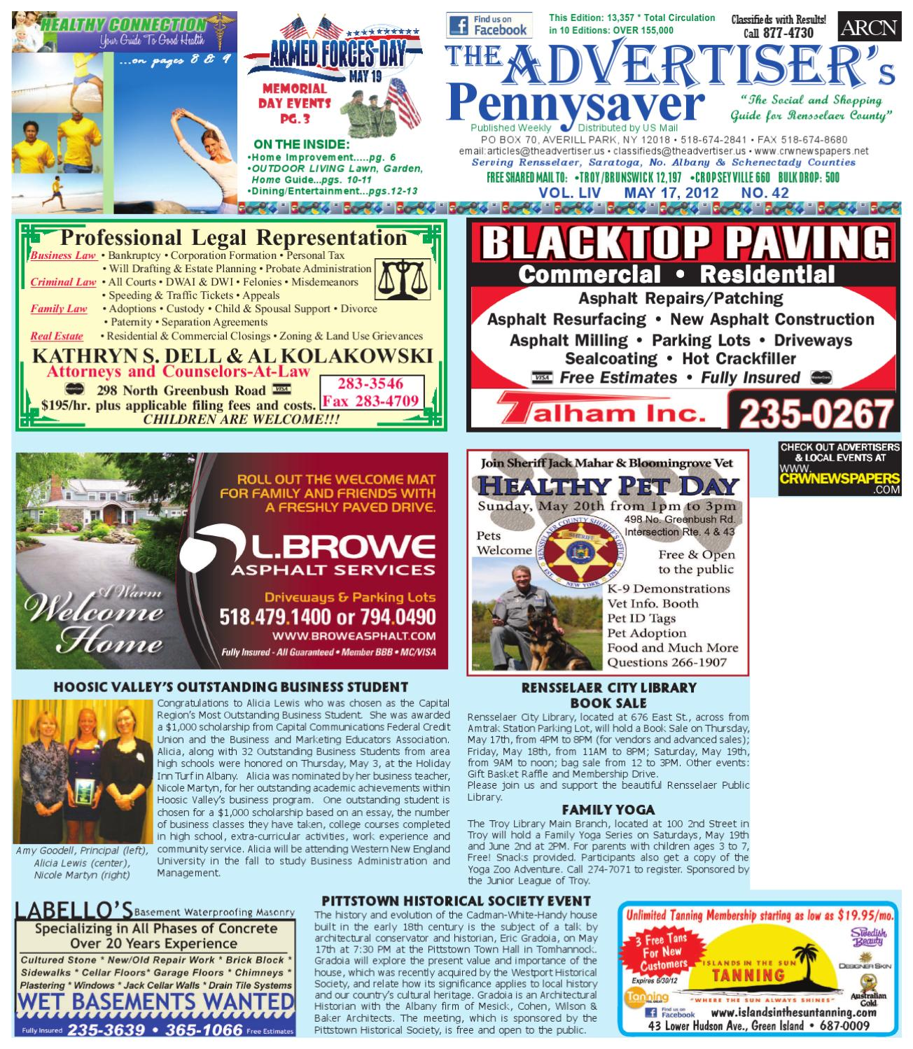 Advertiser North by Capital Region Weekly Newspapers issuu