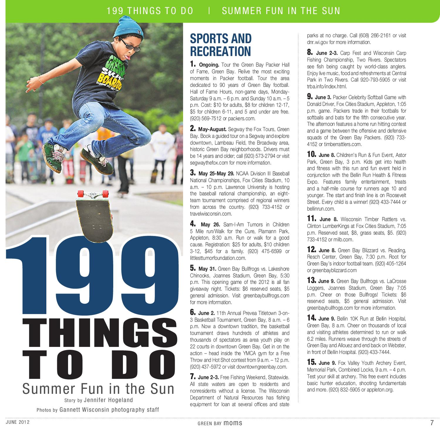 0e2a6e8e810ba 199 Things to Do by Gannett Wisconsin Media - issuu