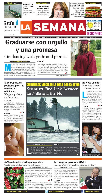 La Semana Edition 590 May 16 45604e2c45c