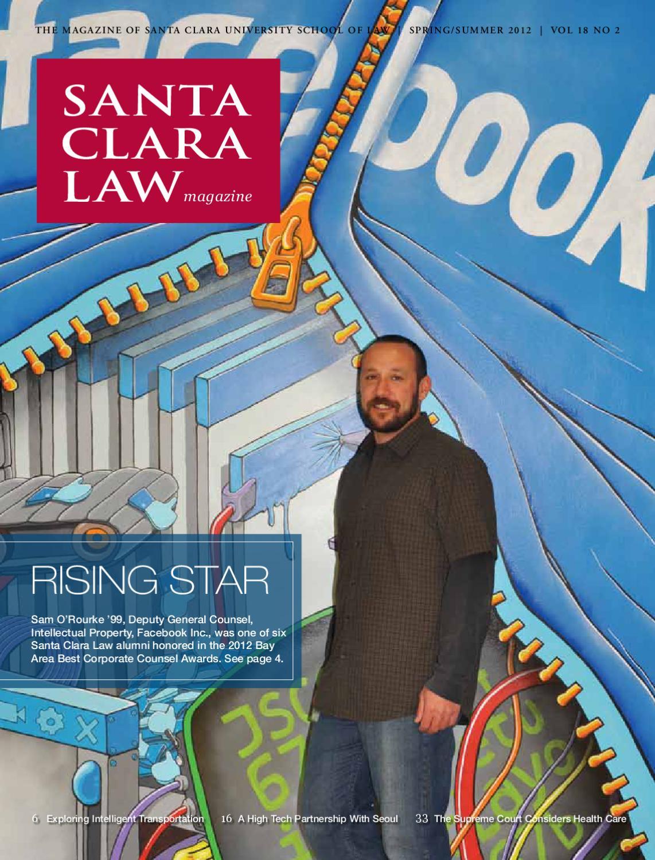 Santa Clara Law Magazine Spring 2012 by Santa Clara University - issuu