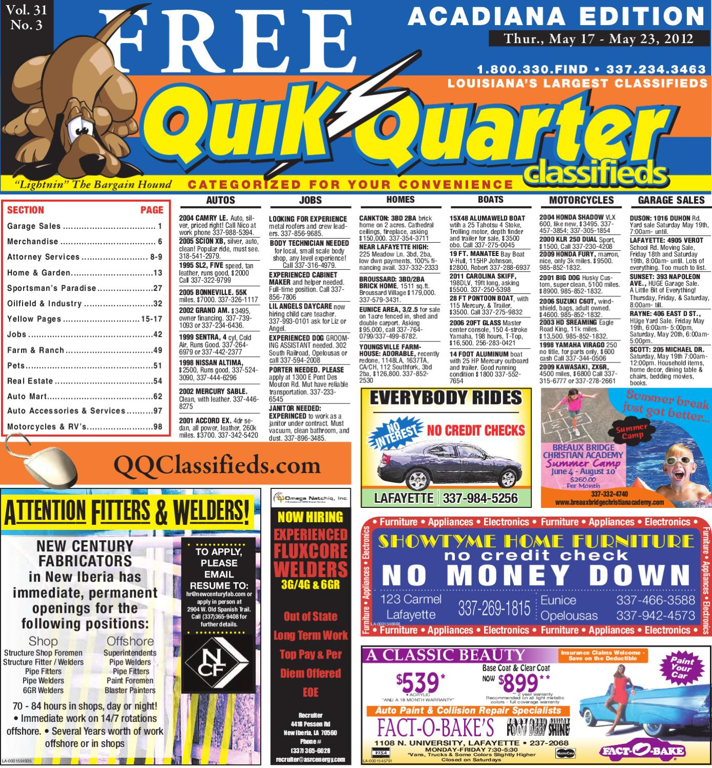 37e92e07a7c QQ Acadiana by Part of the USA TODAY NETWORK - issuu