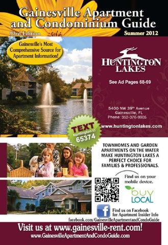 Gainesville apartment and condominium guide gainesville, florida.