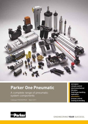 Parker Hannifin Pneumatic Catalogue By Asesor 237 A Mangueras
