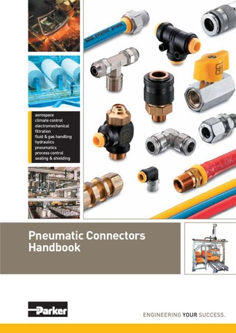 Parker Hannifin Pneumatic Connectors Handbook By Asesor 237 A