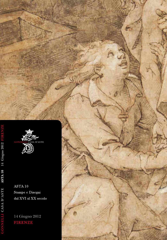 Asta 0010 stampe e disegni dal xvi al xx secolo prints for Disegni e prezzi del mazzo