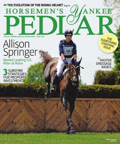 Horsemen s Yankee Pedlar (June 2012) by Equine Journal - issuu 45c26e073a