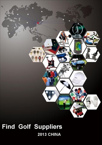 27bbb535715 Find Golf Suppliers by Michael Wang - issuu