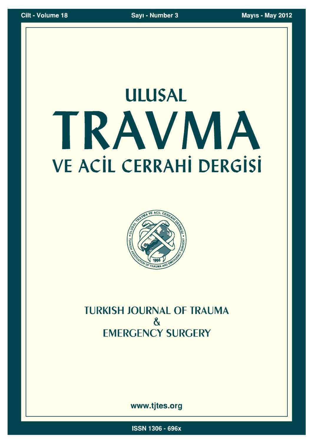 Travma 2012 3 By Karepublishing Issuu
